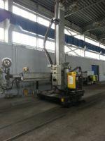 Robot de soldadura ESAB 800 CNC