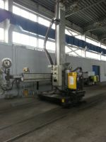 Schweißroboter ESAB 800 CNC