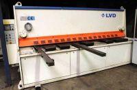 NC hydraulické tabulové nůžky LVD HST-C