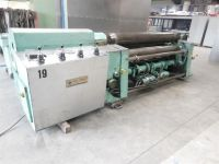 4 rol plaatbuigmachine JAMMES HC 22512 R
