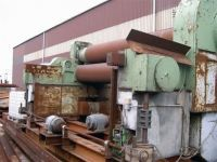 3 Roll Plate Bending Machine SCHARRINGHAUSEN DBR 4000 X 40/60