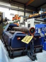 4 Roll Plate Bending Machine LISSE CFH 20.31.5 3150 X 25
