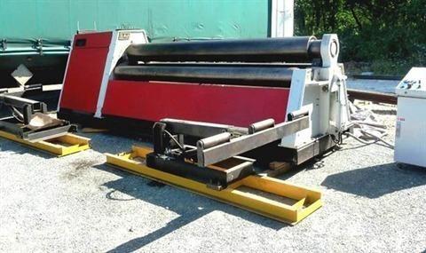 4 rol plaatbuigmachine DAVI IT 4 R 16-E 1990