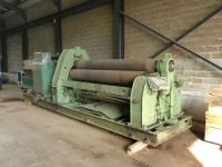 3 Roll Plate Bending Machine LISSE ZE 16-30