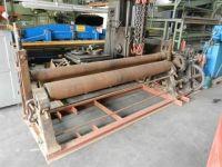 3 Roll Plate Bending Machine Z M 2550 X 10