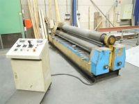3 rol plaatbuigmachine LVD RES 240-30