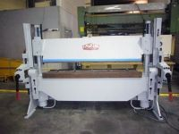 Folding Machines for sheet metal FAVRIN PH 2100 X 6