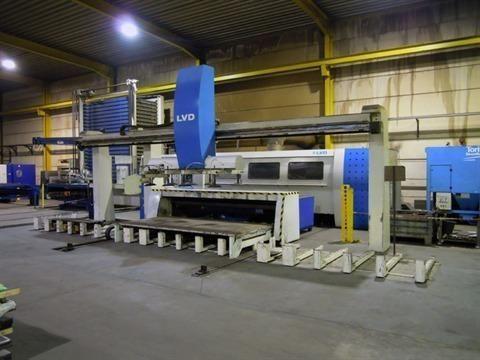2D laser LVD AXEL 3015 1998