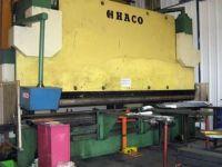 Pressa piegatrice idraulica di CNC HACO HSDY 400 T X 5600