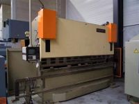 CNC Hydraulic Press Brake Safan CNCL 225 T X 3600