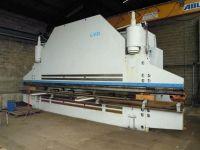 CNC särmäyspuristimen LVD PPE 200 T X 8100