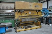 Mechanische kantpers COLLY 200 T X 3000