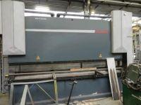 CNC hydraulický ohraňovací lis DURMA AD-S