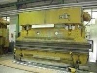 Mechanické ohraňovacie lis COLLY 150 T X 4050