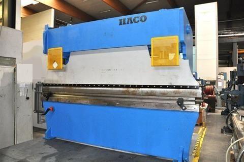 Hydraulic Press Brake HACO PPH 2004