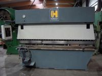 Mechanical Press Brake HACO PPH 100 T X 3000