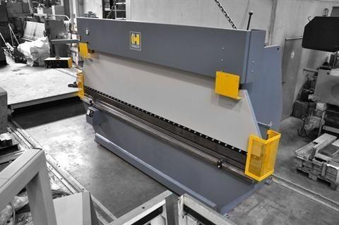 Hydraulic Press Brake HACO PPB 100 T X 4100 1998