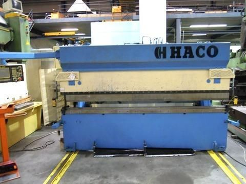 CNC Hydraulic Press Brake HACO PPM 75 T X 3000 1994