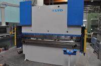 CNC särmäyspuristimen LVD PPEB 80 T x 2500