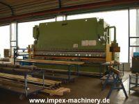 Prasa krawędziowa hydrauliczna CNC MENGELE H16-45