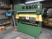 Pressa piegatrice idraulica di CNC HACO PPES