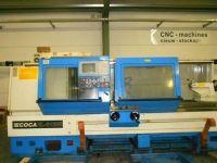 CNC Lathe ECOCA EL 6120 E