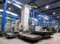 Horizontal Boring Machine WOTAN RAPID 5 C