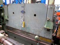 Prasa krawędziowa hydrauliczna EHT EHP-15-35