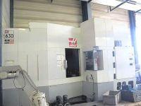 Horizontales CNC-Fräszentrum HAAS EC 630