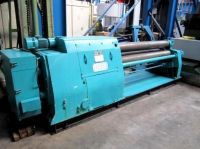 3 Roll Plate Bending Machine LISSE ZA 8-20