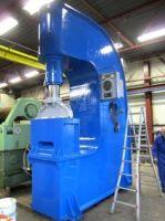 C kader hydraulische pers GORTER 150 T