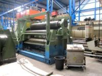 4-Walzen-Blecheinrollmaschine DAVI MCB 3053