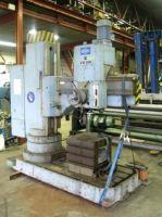 Radial Drilling Machine MAS V 050