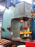 C kader hydraulische pers DE GRAAF HVD 100