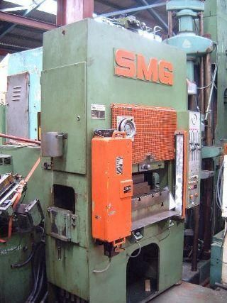 H Frame Hydraulic Press SMG DS 100 1992