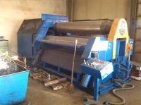 4 Roll Plate Bending Machine STOELTING VB