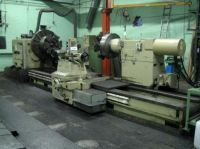 Facing Lathe WMW NILES DPS 1400 DPS 1800/1