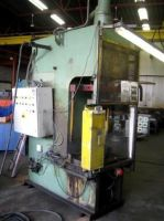 C Frame Hydraulic Press VEB PVE 63 SIM