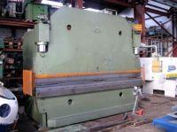 Prasa krawędziowa hydrauliczna CNC EHT EHPS 15-40