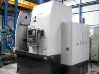 CNC verticale revolverdraaibank VTC 8080
