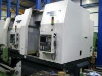 CNC verticale revolverdraaibank VTC 6070
