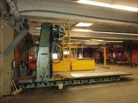 Bettfräsmaschine HURON LU 9523A