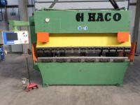 Pressa piegatrice idraulica di CNC HACO PPES 2540