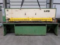 Hydraulic Guillotine Shear LVD MVD 31 10