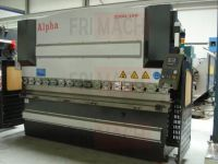 Hydraulische kantpers ALPHA 3200/100