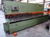 NC hydraulische guillotineschaar BEYELER C 4100 16