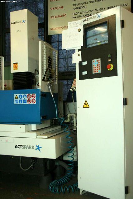 Elektrodrążarka wgłębna AGIE CHARMILLES ACTSPARK SP 1 2008