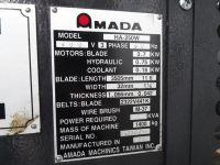 Band Saw Machine AMADA HA 250 W 2001-Photo 6