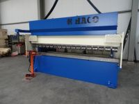 CNC Hydraulic Press Brake HACO PPM 36135