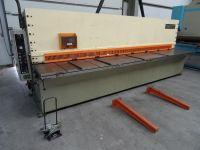 Hydraulic Guillotine Shear Safan VS 430 6